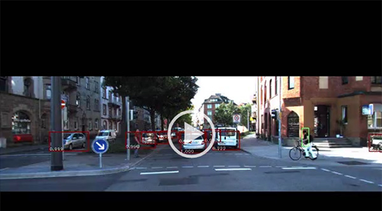 Image recognition (object detection)