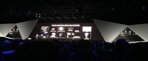 NVIDIA CEOのkey note